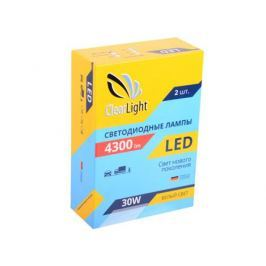 Лампа светодиодная LED Clearlight HB4 4300 lm ( 2 шт)