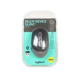 Мышь (910-005197) Logitech Wireless Mouse M590 Multi-Device SILENT Graphite
