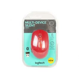 Мышь (910-005199) Logitech Wireless Mouse M590 Multi-Device SILENT Ruby