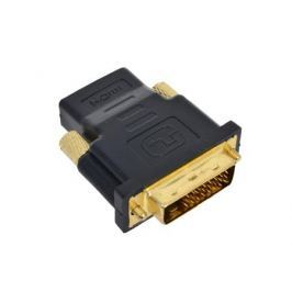 Адаптер (переходник) HDMI - DVI-D 19F/25M ORIENT C485 (мама-папа)