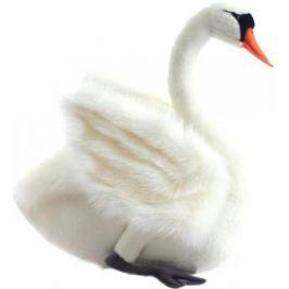 Мягкая игрушка Hansa Лебедь белый, 27 см 4085