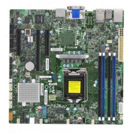 Материнская плата Supermicro MBD-X11SSZ-F-O Socket 1151 C236 4xDDR4 1xPCI-E 16x 2xPCI-E 4x 4xSATAIII