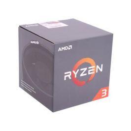 Процессор AMD Ryzen 3 1200 BOX 65W, 4C/4T, 3.4Gh(Max), 10MB(L2-2MB+L3-8MB), AM4 (YD1200BBAEBOX)