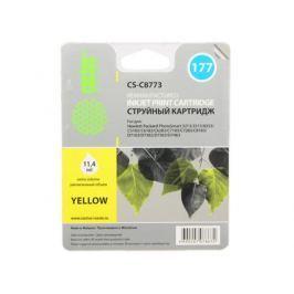Картридж Cactus CS-C8773 №177 (желтый) для HP PhotoSmart 3213/3313/8253/C5183/C6183/C6283/C7183/C7283/C8183/D7163/D7263/D7363/D7463
