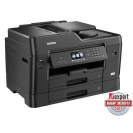 МФУ струйное Brother MFC-J3930DW принтер/сканер/копир/факс,A3, 22/20 стр/мин, дуплекс,DADF,доп.лоток 250 лст,256Мб,USB,LAN,WiFi,NFC