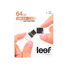 Внешний накопитель 64GB Leef Ice 3.0 (USB 3.0) (LFICE3.0-064BSR)