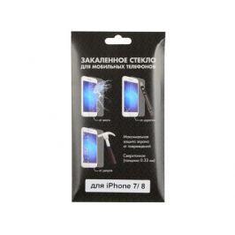 Закаленное стекло для iPhone 7/8 DF iSteel-18