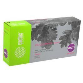 Тонер Картридж Cactus CS-CLT-M407S пурпурный для Samsung CLP320/320n/325/CLX3185/3185n/3185fn (1000С