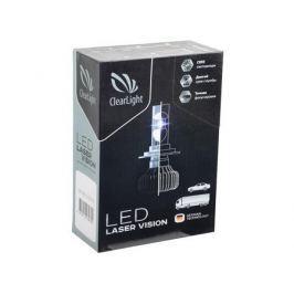 Комплект ламп светодиодных LED Clearlight Laser Vision H3 2800 lm 14W (2 шт)
