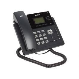 Телефон VoIP Yealink SIP-T40P SIP-телефон, 3 линии, BLF, PoE, БЕЗ БП