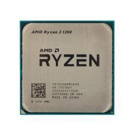 Процессор AMD Ryzen 3 1200 OEM 65W, 4C/4T, 3.4Gh(Max), 10MB(L2-2MB+L3-8MB), AM4 (YD1200BBM4KAE)