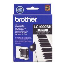 Картридж струйный Brother LC1000BK