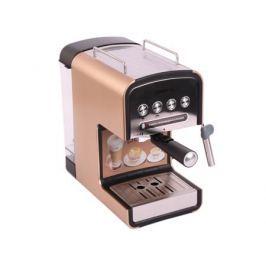 Кофеварка эспрессо Polaris PCM 1526E Adore Crema 850Вт шампань