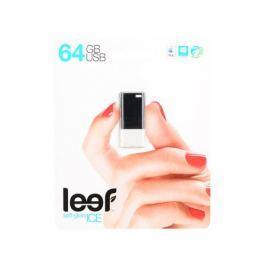 Внешний накопитель 64GB Leef Ice (USB 2.0) (LFICE-064BLR)