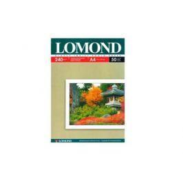 Фотобумага Lomond А4 240г/м2 глянцевая 50л 102135
