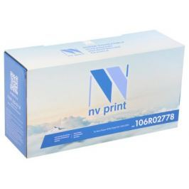 Картридж NV-Print совместимый Xerox 106R02778 для Phaser 3052/3260/WorkCentre 3215/3225 (3000k)