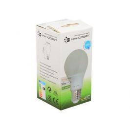Светодиодная лампа НАНОСВЕТ E27/827 EcoLed L163 10Вт, шар, 840 лм, Е27, 4000К, Ra80