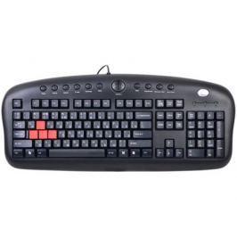Клавиатура A4Tech KB-28G-1 Multimedia черный USB