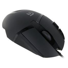 Мышь (910-004067) Logitech Gaming Mouse G402 Hyperion Fury USB Optical & Fusion Engine, 240 - 4,000 dpi (G-package)