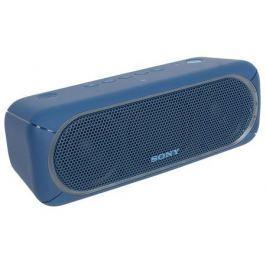 Беспроводная портативная акустика Sony SRS-XB30 (Голубая) Bluetooth, Extra Bass, Работа до 24 часов