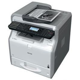 МФУ Ricoh SP 3600SF (копир-принтер-сканер-факс, ADF, 30стр./мин., 1200x1200dpi, 512Mb, A4, LAN, USB)