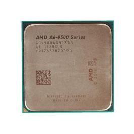 Процессор AMD A6 9500 OEM (65W, 2C/2T, 3.8Gh(Max), 1MB(L2-1MB), AM4) (AD9500AGM23AB)