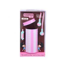 Гарнитура HARPER KIDS HK-42 Pink
