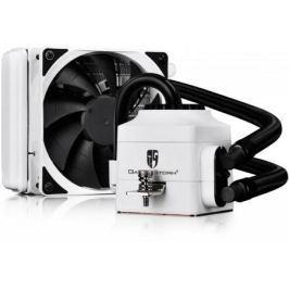 Водяное охлаждение Deepcool Captain 120 EX WHITE Socket 775/1150/1155/1156/1356/1366/2011/AM2/AM2+/A