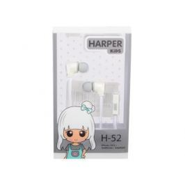 Гарнитура HARPER KIDS H-52 white
