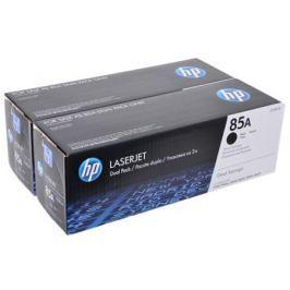 Картридж HP CE285AF двойная упаковка LJ 1102/1132/1212nf/1214nfh