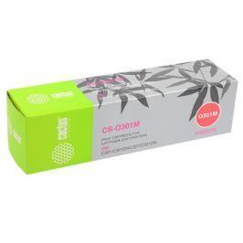 Картридж Cactus CS-O301M для OKI C301/321 пурпурный 1500стр