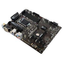 Материнская плата MSI Z370-A PRO (S1151, Z370, 4*DDR4, 3*PCI-E16x, VGA, DVI, DP, SATA III, SATA RAID, USB 3.0, GB Lan, ATX, Retail)