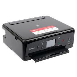 МФУ Canon PIXMA TS6140 black (струйный, принтер, сканер, копир, 4800dpi, Bluetooth, WiFi, AirPrint, duplex, Сенсорный дисплей)