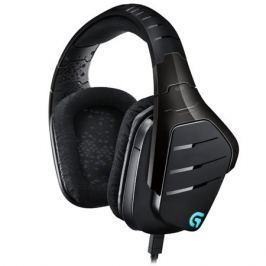 (981-000605) Гарнитура Logitech Gaming Headset RGB 7.1 Surround G633
