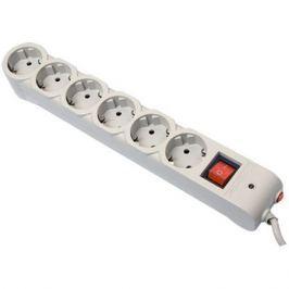 Сетевой фильтр Defender DFS 605 6 розеток, 5.0 м