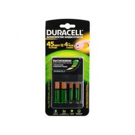 Зарядное устройство DURACELL CEF14 45-MIN EXPRESS CHARGER + 2 Х AA2500 MAH + 2 Х AAA850 MAH