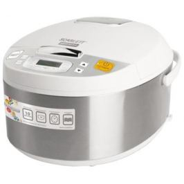 Мультиварка Scarlett SC-MC410S14 700 Вт 4 л серебристый белый