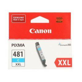 Картридж Canon CLI-481XXL C EMB для TS6140/TS8140/TS9140/TR8540. Голубой. 820 страниц.