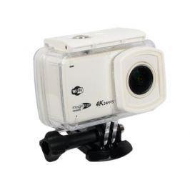 Экшн-камера Gmini MagicEye HDS8000 White Мото/Вело/Авто/Спорт, водонепроницаемый, 4K, 24fps, 12 MPx, LCD экран 2.45