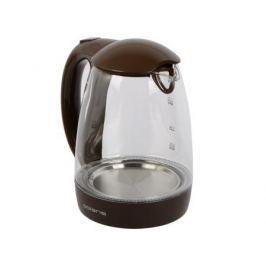 Чайник электрический Polaris PWK 1768CGL, Шоколад