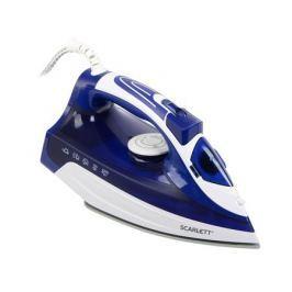 Утюг Scarlett SC-SI30K22 2200Вт белый синий