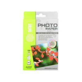 Фотобумага Cactus CS-GA620050 глянцевая 10x15 200 г/м2 50 листов