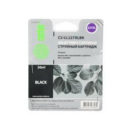 Картридж струйный Cactus CS-LC227XLBK черный для Brother DCP-J4120DW/MFC-J4420DW/J4620DW (1200стр.)