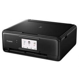 МФУ Canon PIXMA TS8140 Black (струйный, принтер, сканер, копир, Bluetooth, WiFi, AirPrint, duplex, Сенсорный дисплей)