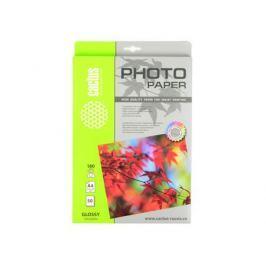 Фотобумага Cactus CS-GA418050 A4/180г/м2/50л. глянцевая для струйной печати