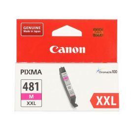 Картридж Canon CLI-481XXL M EMB для TS6140/TS8140/TS9140/TR8540. Пурпурный. 760 страниц.