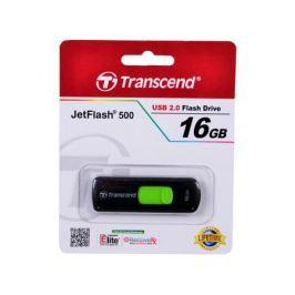 USB флешка Transcend 500 16GB (TS16GJF500)