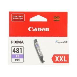 Картридж Canon CLI-481XXL PB EMB для TS8140/TS9140. Фото голубой. 9140 страниц.