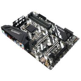 Материнская плата GIGABYTE Z370XP SLI (S1151, Z370, 4*DDR4, 3xPCI-E x16, 3xPCI-E x1, HDMI, SATA III+RAID, M.2, U.2, USB 3.1, ATX, Retail)