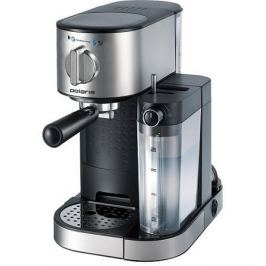 Кофеварка Polaris PCM 1519AE 1350 Вт серебристый